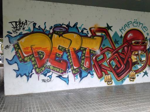 Japón Graffiti