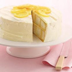 Luscious Lemon Poke Cake
