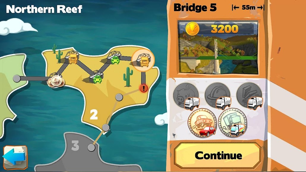 Bridge Constructor Playground 2.0