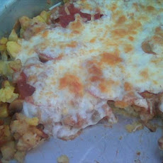 Pizza Hash Browns