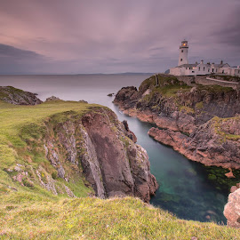 Fanad Lighthouse - Ireland by Peter Krocka - Buildings & Architecture Other Exteriors (  )