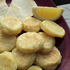 Gebna Makleyah (Egyptian Oven-Fried Cheese)