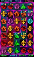 Screenshot of Jewels Puzzle!