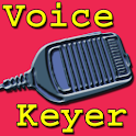 Ham Radio Voice Keyer icon