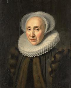RIJKS: workshop of Michiel Jansz. van Mierevelt: painting 1617