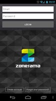 Screenshot of Zonerama