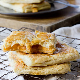Grown-Up Prosciutto & Cheddar Hot Pockets