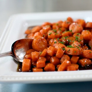 Whiskey-Glazed Carrots