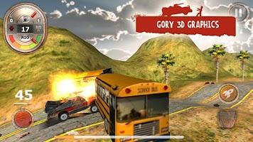 Screenshot of Zombie Derby