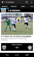 Screenshot of 1. FC Bocholt