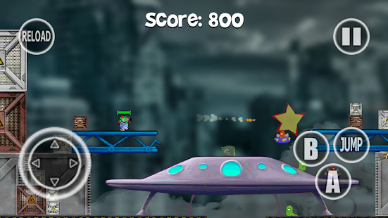 Alien Shooter FREE - screenshot
