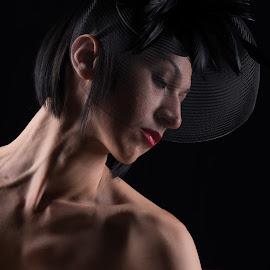 Feel1 by Dimitris Stenidis - Nudes & Boudoir Artistic Nude ( nude, xristina, april, 2014, naked, boudoir, art, dimitris stenidis, athens art studio,  )