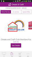 Screenshot of Create & Craft