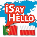 iSayHello Portuguese  - Polish icon