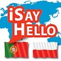 iSayHello 葡萄牙语/欧洲 - 波兰语 icon