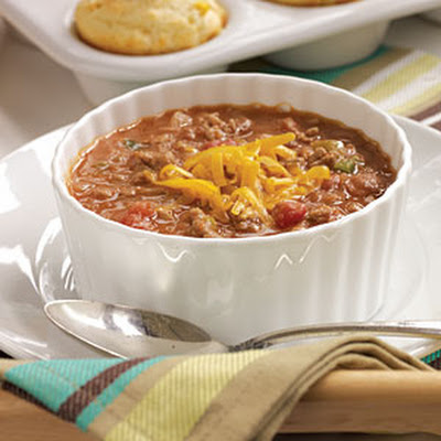 Spicy Chipotle-Turkey Chili