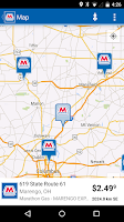 Screenshot of Marathon Petroleum