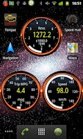 Screenshot of Widgets for Torque (OBD / Car)