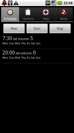 phone-silencer for android screenshot