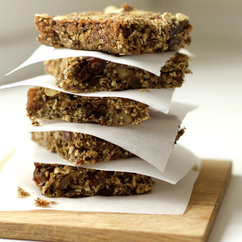 Hemp Protein Granola Bars