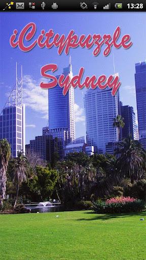 悉尼滑動拼圖