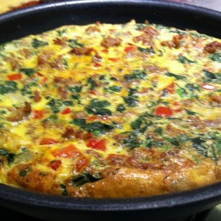 Hearty Italian Frittata