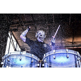 TOP 20 PHOTOS OF 2014! 2. Stitch ||7.6.14 by Sam Madnick - People Musicians & Entertainers ( Mushroomhead, MayhemFest, Musicholics4u )