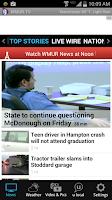 Screenshot of WMUR News 9 - NH News, Weather