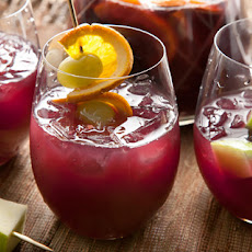 Ruby Sangría Recipe
