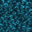 Blue Skulls icon