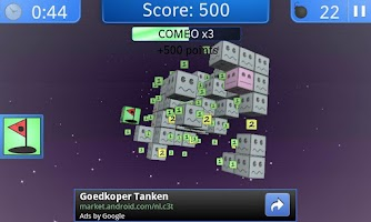 Screenshot of Sweeper 3D