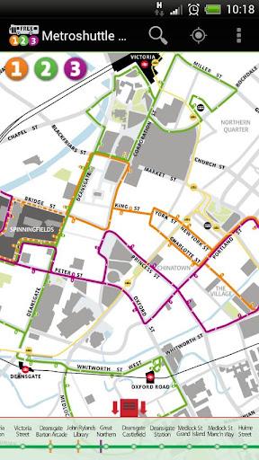 Metroshuttle Manchester