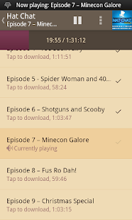 Voices - Podcast Player - screenshot