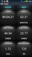 Screenshot of Run Tracker+ by 30 South