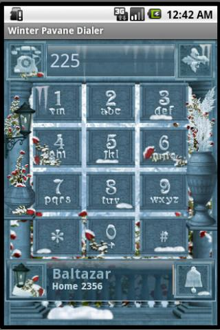 【免費個人化App】冬季Pavane撥號-APP點子