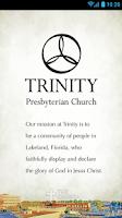 Screenshot of Trinity Presbyterian Church