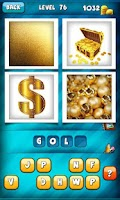 Screenshot of 4 Pics 1 Word - Guess the Word