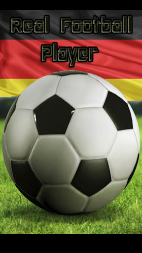 Real Football Player Germany|玩體育競技App免費|玩APPs