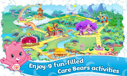 Care Bears Rainbow Playtime - screenshot