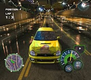 SRS: Street Racing Syndicate