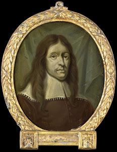RIJKS: Arnoud van Halen: painting 1732