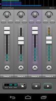 Screenshot of J4T Multitrack Recorder