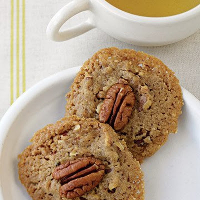 Buttery Pecan Rounds