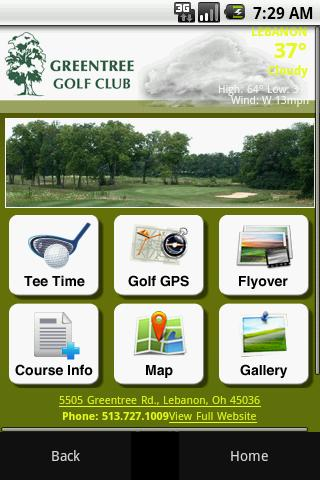 Greentree Golf Club