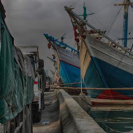 by Saefull Regina - Transportation Boats