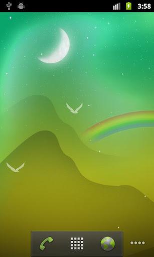 玩個人化App|花夜專業版動態桌布 Blooming Night免費|APP試玩