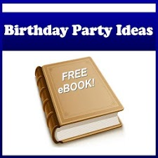 Birthday Party Ideas !