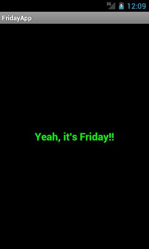 FridayApp