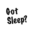 GotSleep? Test icon