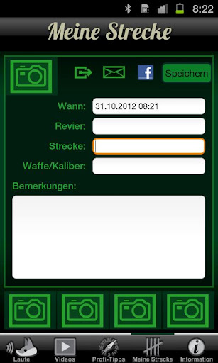 Fuchs Jagd - screenshot